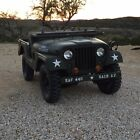 Willys: M38A1 Green 1954 willys m 38 a 1 military jeep