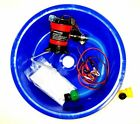 Blue Bowl Concentrator Kit W/Pump and Leg Levelers