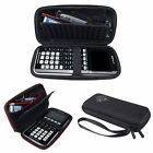 Hand Carry Storage Case Bag Pouch For Texas Instruments TI-84 Plus CE Calculator
