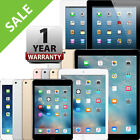 iPad | Air,mini,2,3,4,Pro | WiFi | 16GB 32GB 64GB 128GB 256GB | Warranty Incld