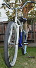 "SCHWINN TYPHOON BEACH CRUISER SINGLE SPEED 26"" WHEELS 18"" FRAME"