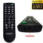 1080P HD spy Hidden pinhole Camera TV Remote Control 16GB DVR Video Recorder