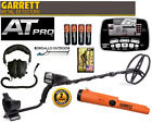 Garrett AT Pro Metal Detector with Pro Pointer AT