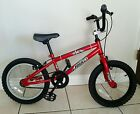 "HARO BOYS 16"" RED BIKE Z16 EXELLENT CONDITION  FREE SHIPPING!"