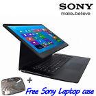 """Sony VAIO Flip Laptop 15"""" SVF15N19CKB Gaming Core i7 8G HDD 1TB Nvidia GT735M 2G"""