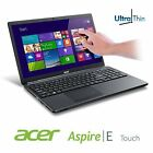 """Acer Touch E5-511P Sleekbook Quad Core up to 2.16GHz 8GB RAM 15.6"""" HD Touch LED"""