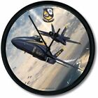 Blue Angels Wall Clock FREE SHIPPING