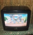 "Panasonic 9"" TV/ Road Show AC/DC  Unit No Remote Tested Fully Works"