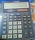 Citizen CT-780 Desktop Calculator Best Use for Home Office Store Free Shipping