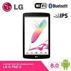 LG G Pad II 8.0 LGV498 AKDXTK 32GB 3.5mm Slim Stylus iPS Dual Window Android 5.0