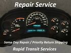 Chevrolet Silverado 2003-2006 Instrument Gauge Cluster Repair (Includes Duramax)