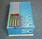 Hewlett-Packard HP-29C Programmable Calculator Mint in Box, 90-Day Warranty