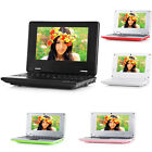 """7"""" Android Mini Notebook 4GB/8GB Quad Core Laptop PC Netbook Keyboard WIFI Cam"""