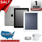 Apple iPad 2 | 16GB 32GB 64GB | Black or White Wifi Tablet | 1-Year Warranty