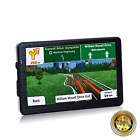 2017 Update XINDA 7 Inch Portable GPS Navigation with 800480 LCD Touchscreen Dis