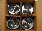 Silv-O-Lite Pistons (Set of 4) 1190 +0.5mm; Fits: 1985-86 Ford 116 (1.9L) L4 eng