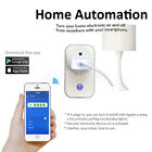New EU Plug Remote Control Timer Timing Switch WiFi Smart Power Socket Outlet