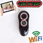 DIY E8 WIFI IP P2P 720P Portable DV Infrared night vision lens DVR spy camera