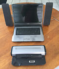 """Sony Vaio VGNA690 17"""" - LAPTOP + DOCKING STATION + SPEAKERS"""