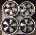 Fuchs Wheels 5.5x14 Date Matched Set of 4 - 5-1/2J x 14 911E 914-6