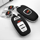 New CAR Remote Key Fob Case Holder Cover Protect Shell For Audi A6L Q5 A5 A7 A8L