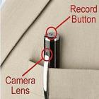 Hidden Camera Pen Burglar Surveillance Spy CCTV Wireless Security Camera DVR NEW