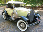 1930 Ford Model A 2 door 1930 Ford Model A Replica Shay Barn Garage Find NO RESERVE