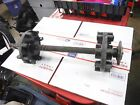 1978 Arctic Cat PANTHER 5000 snowmobile parts: TRACK DRIVE SHAFT ASSEMBLY