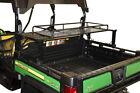 NEW- Seizmik Dump Bed Cargo Rack -Jonh Deere Gator Full Size XUV 625i 855D HPX