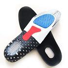 Unisex Orthotic Arch Support Soles Sport Heel Feet Comfort Shoe Shock Absorb Gel
