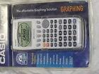 Casio fx-9750GII  Graphing Calculator White & Blue