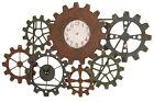 2446 - Interlocking Wall Clock