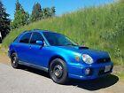 "2003 Subaru Impreza WRX Outstanding 2003 Subaru WRX with 3"" professional lift (Like Crosstrek)"