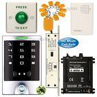 DIY Access Controller Entry Home Kit + Electric Bolt Door Lock NC Fail Safe