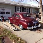 1947 Plymouth Other Stock 1947 Plymouth Special Deluxe - Red