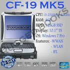 Panasonic Toughbook CF-19 MK5, i5-2520M@2.5GHz, 4GB, 128GB SSD, Win7 Pro #HS25-2