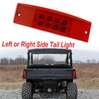 Left or Right Side Red Tail Light for Polaris Ranger 500 and 400 years 2011-2013