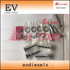 For yanmar S4D106 4TNE106 4TNE106T valve +valve guide+ valve seat+valve oil seal