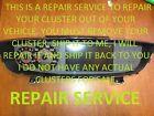 2004 2005 2006 NISSAN QUEST ODOMETER REPAIR REBUILD CLUSTER LCD SCREEN 04 05 06