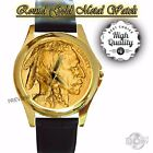 2016 1 Oz gold American buffalo coin Round Gold Metal Watches