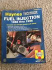 Haynes Techbook Fuel Injection #10220 2111 1986-1994 Trouble Code Charts CHILTON