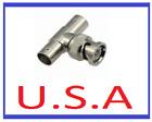BNC Splitter/2F-1M/Video/Adapter/Extension/Converter/CCTV/Camera/Audio/B-22