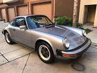 1988 Porsche 911 COUPE NO RESERVE  SEE  VIDEO 1988 Porsche 911 Coupe G50 79k Miles