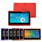 XGODY 7'' inch Tablet PC Quad Core for kids Children 8GB Cameras Android4.4 WIFI