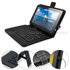 "XGODY 8GB 9"" Android 4.4 Quad Core Camera Bluetooth Tablet PC W/ Keyboard Free"