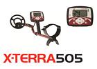 New price! Minelab X-TERRA 505 metal detector; free shipping