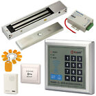 600lbs Magnetic Electric Door Lock RFID ID Card Access Control Controller System