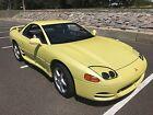 1994 Mitsubishi 3000GT VR4 1994 Mitsubishi 3000GT VR4 Pearl Yellow 1 of 155 120K miles Turbo Timer, BOV