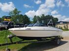 Bayliner 185 BR Runabout boat CLEAN bowrider 8 person cap. 1 Owner with warranty