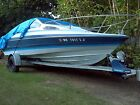 "1998 Bayliner Capri 19.5"" Cuddy Capri with Trailer"